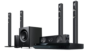 Home theater prices in Pakistan
