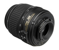 Nikon 18-55mm f/3.5-5.6G ED II AF-S DX Nikkor Price in Pakistan, Specifications, Features, Reviews