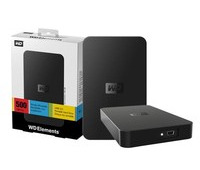 Western Digital Elements 1TB Portable Hard Drive Price in Pakistan, Specifications, Features, Reviews