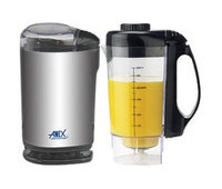 Anex Mini Blender  2 in 1 TS-630SC Price in Pakistan, Specifications, Features, Reviews