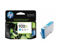 HP 920XL Cyan  Ink Cartridge CD972AA Price in Pakistan, Specifications, Features, Reviews
