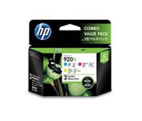 HP 920XL Cmy  Ink Cartridge E5Y50AA Price in Pakistan, Specifications, Features, Reviews