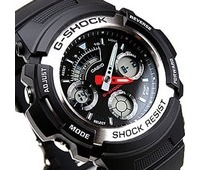Casio G-Shock CAAW-590-1ADR Price in Pakistan, Specifications, Features, Reviews