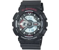Casio G-Shock GA-110-1ADR Price in Pakistan, Specifications, Features, Reviews