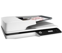 SCANNER HP SJ Pro 2500 f1 FLATBED Price in Pakistan, Specifications, Features, Reviews