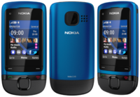 Nokia C2-05 Price in Pakistan, Specifications, Features, Reviews