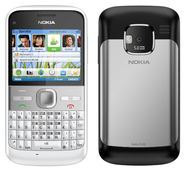 Nokia E5 Price in Pakistan, Specifications, Features, Reviews