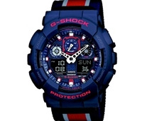 Casio G-Shock GA-100MC-2ADR Price in Pakistan, Specifications, Features, Reviews